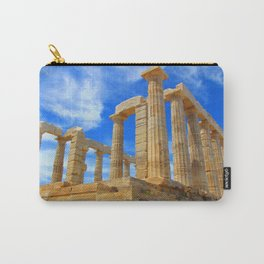 The Temple of Poseidon at Sounion I Carry-All Pouch