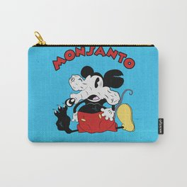 Monsanto Mouse Carry-All Pouch