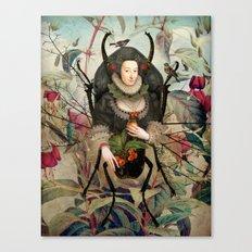 Spiderwoman Canvas Print
