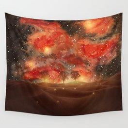 Beautiful Galaxy III Wall Tapestry
