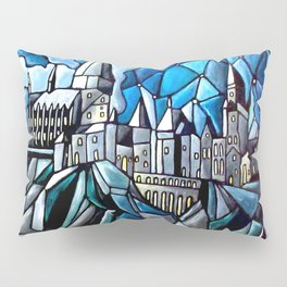 Stained Glass magic Pillow Sham