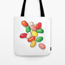 Candies & Sweets: Jelly Beans Tote Bag