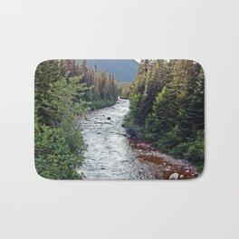Forest Paradise Bath Mat