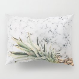PINEAPPLE - MARBLE - PHOTOGRAPHY Pillow Sham