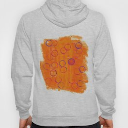 Playful Tangerine Hoody