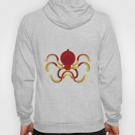 The fisherman and the octopuss Hoody