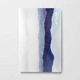 MM 325 . Blue Skes x Mountain Metal Print