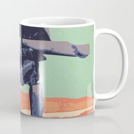 Torngat Mountains National Park Poster Coffee Mug