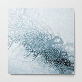 Fish And Bones Metal Print