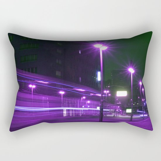 CITY of GHOSTS - BERLIN Rectangular Pillow