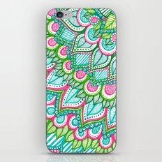 Sharpie Doodle 8 iPhone & iPod Skin