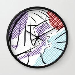 Loader Wall Clock