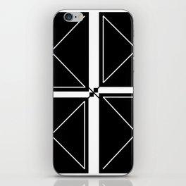 4 Four iPhone Skin
