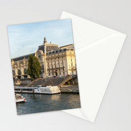 Musee d'Orsay - Paris, France Stationery Cards