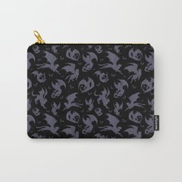 Batcats black Carry-All Pouch
