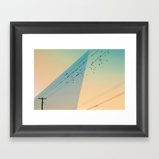 Cool World #2 Framed Art Print