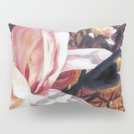 Intense Magnolia Pillow Sham
