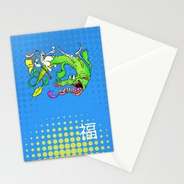 The Luck Dragon Stationery Cards