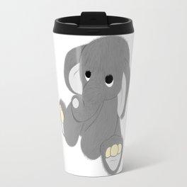 Stuffed Elephant Travel Mug