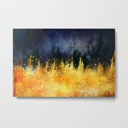 My burning desire Metal Print