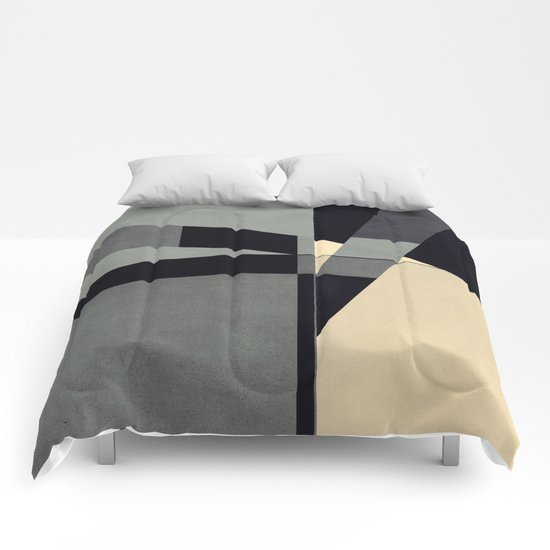 Abstract #102 Comforters