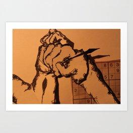 Suduko (WaterWings Art Print