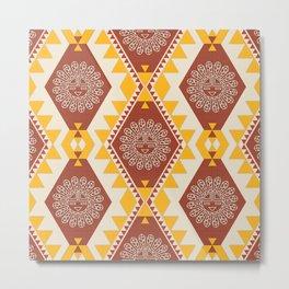 Southwest - Terra Metal Print