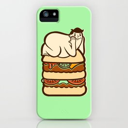 Love The Bun You're With  iPhone Case