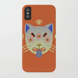 Mystic Cat iPhone Case