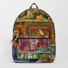 A Stitch In Time 2 Backpack
