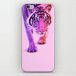 COLOR TIGER iPhone Skin