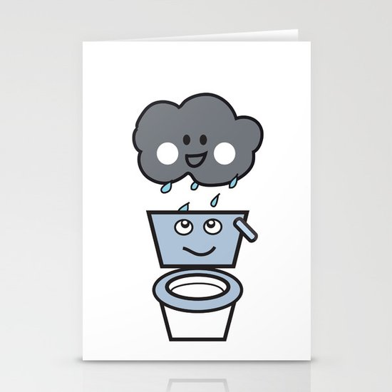 thirsty Stationery Cards