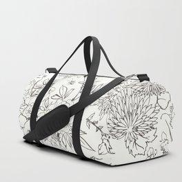 Secret Garden Duffle Bag