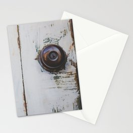 Door / Photography Print / Photography / Color Photography Stationery Cards