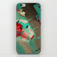 geo iPhone & iPod Skins featuring Geo by Zephyr