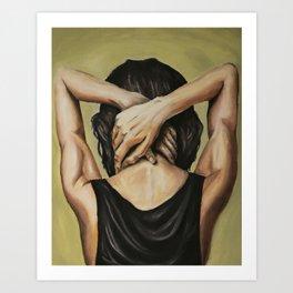 ARMS Art Print
