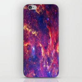 Core of the Milkyway iPhone Skin