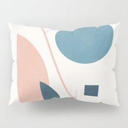 Abstract Minimal Shapes 34 Pillow Sham