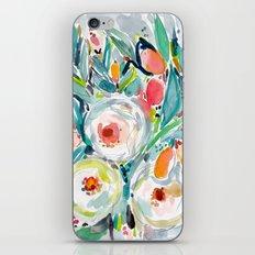 Kumquat Tumble iPhone & iPod Skin