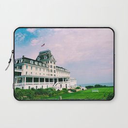 Ocean House Hotel in Watch Hill Rhode Island Laptop Sleeve