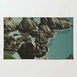 Dungeon Provincial Park Rug