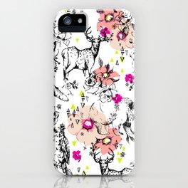 Woodland Shirley iPhone Case