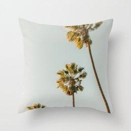 Summer Vibe Throw Pillow