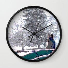 Ostara Wall Clock