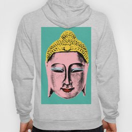 Pink Buddha Hoody