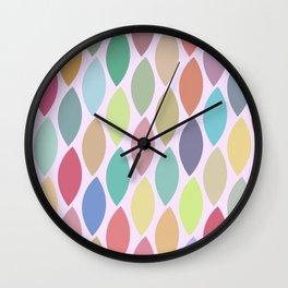 Lovely Pattern II Wall Clock