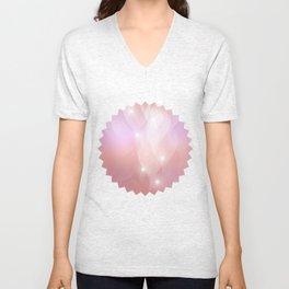 The Sound of Light and Color  Unisex V-Neck