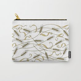 Art Nouveau - Scattered Wheat Carry-All Pouch