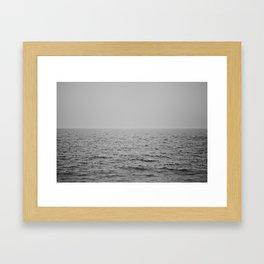 Bay of Fundy Framed Art Print