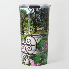 Rothschild Roses Travel Mug